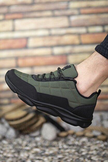 Riccon Haki Erkek Sneaker 00121310