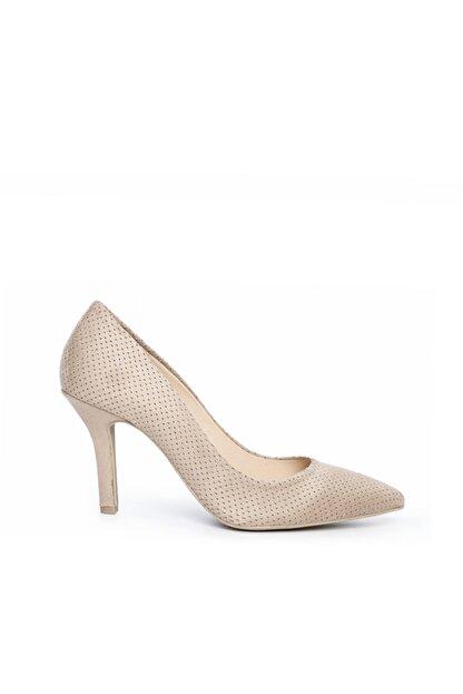 Kemal Tanca Kadın Vegan Stiletto Ayakkabı 26 35036 Bn Ayk Sk20-21