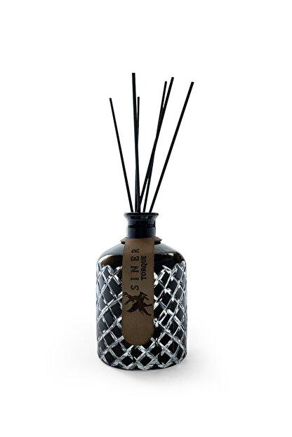 Siner Torque El Yapımı Dekoratif Cam Şişe 250ml
