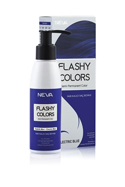 Neva Mavi Flashy Colors