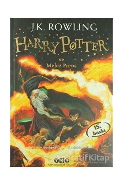 Yapı Kredi Yayınları Harry Potter ve Melez Prens - 6. Kitap - J. K. Rowling