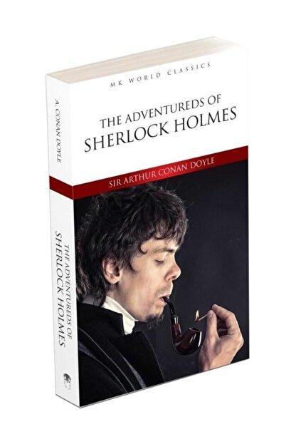MK Publications The Adventures Of Sherlock Holmes Sir Arthur Conan Doyle