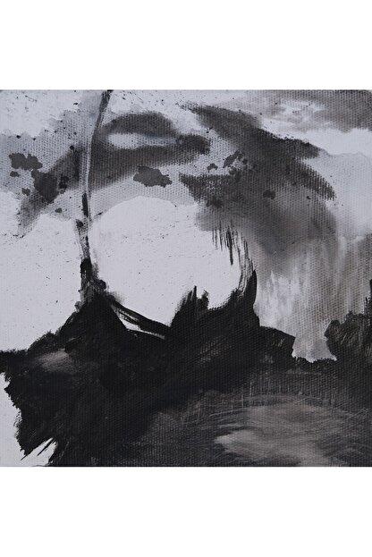 Anıl Önen Akış1, 15x15, Tuval Üzerine Yağlı Boya