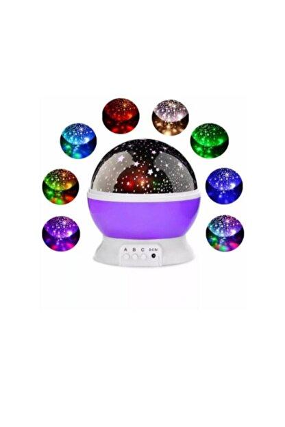 Taled Star Master Renkli Yıldızlı Gökyüzü Projeksiyon Gece Lambası