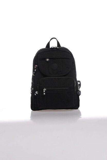 Smart Bags Kadın Siyah Sırt Çantası Smbk3085-0001