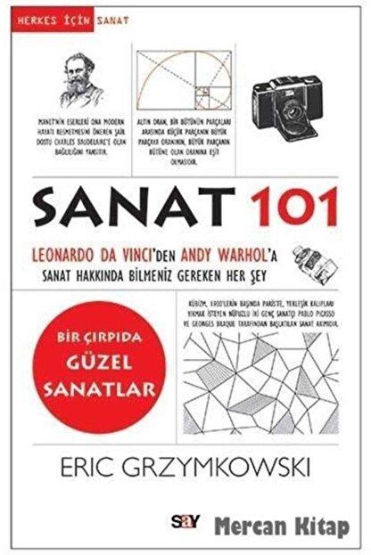 Say Yayınları Sanat 101