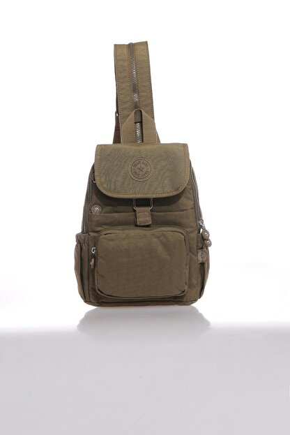Smart Bags Kadın Kahverengi Sırt Çantası Smbk1138-0007