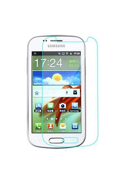 Ally Mobile ALLY SAMSUNG GALAXY S DUOS S7562 İÇİN KIRILMAZ CAM EKRAN KORUYUCU RZ