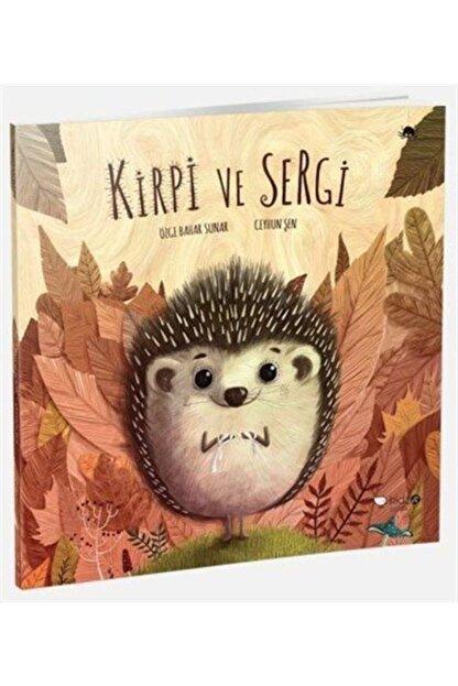 Redhouse Kidz Yayınları Kirpi Ve Sergi