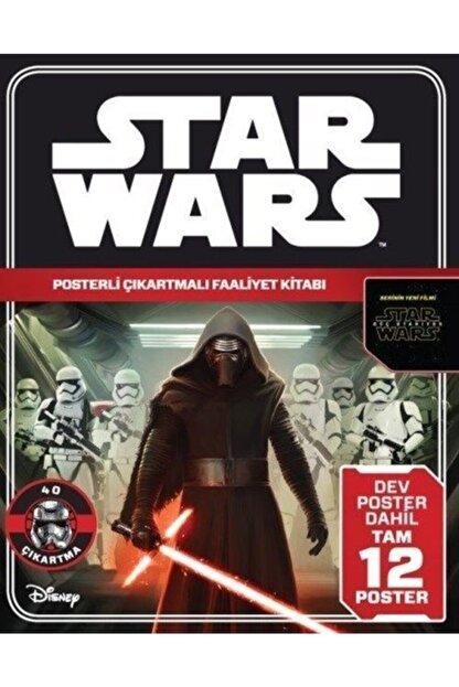 Doğan Egmont Yayıncılık Disney Starwars-posterli Çıkartmal