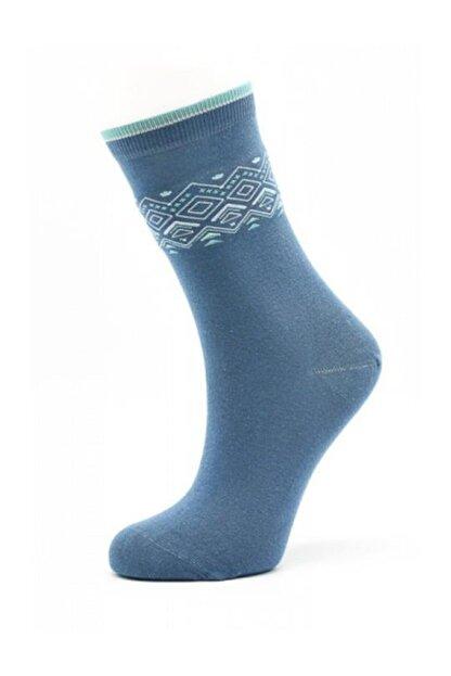 Style Kadın Pamuklu Soket Çorabı | Sb5263