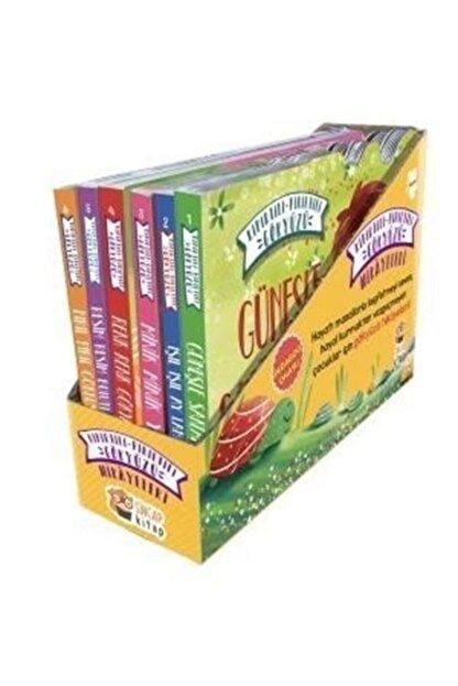 Sincap Kitap Kıpırtılı Pırıltılı Gökyüzü Hikayeleri Seti 6 Kitap -