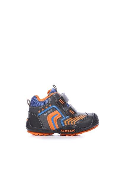 Geox Çocuk Derı Casual Çizme 498 B540ca00050 C1361 Ck Czm 20-27