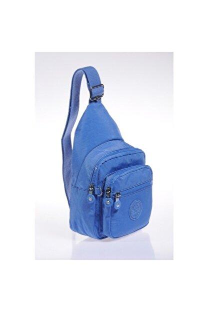 Smart Bags Kadın Body Bag Krinkıl Kumaş Su Geçirmez Hafif Omuz Sırt Çantası 17*7*17