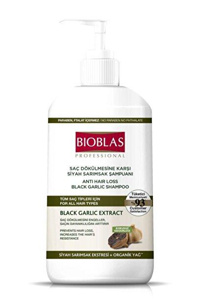 Bioblas Siyah-Kara Sarımsak Şampuanı 1000 ml