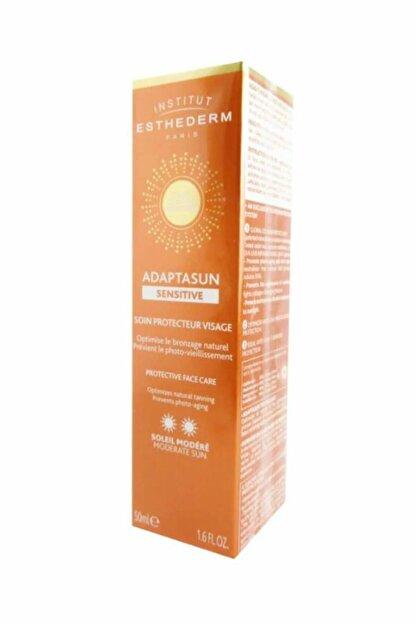 INSTITUT ESTHEDERM Adaptasun Face Cream Moderate Sun 50 ml