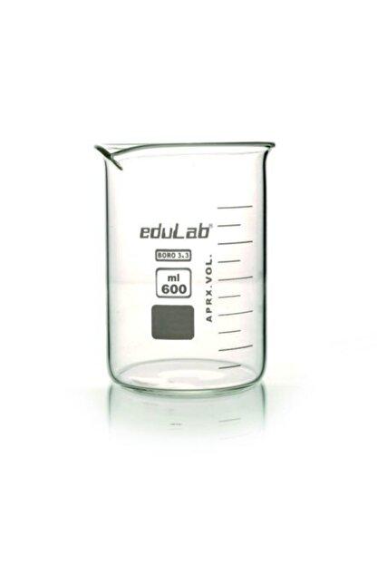 Edulab Beherglas (600 ml. Cam)