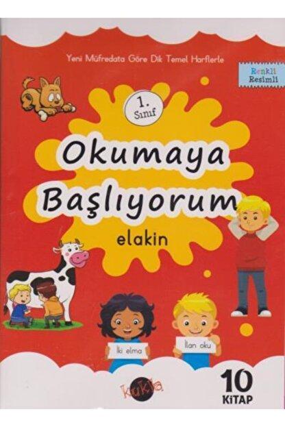 Kukla Yayınları 1.sınıf Hikaye Seti Okumaya Başlıyorum 10 Kitap Set