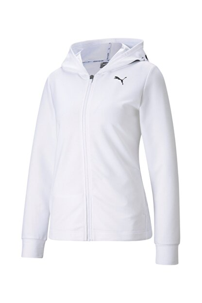 Puma Kadın Spor Sweatshirt - Modern Sports Full-Zip - 58595602