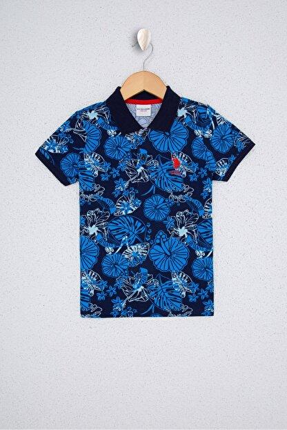 US Polo Assn Erkek Çocuk Lacıvert T-Shirt G083Sz011.000.1126089