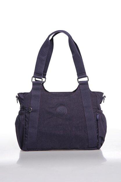 Smart Bags Kadın Mor Omuz Çantası 1163-0027