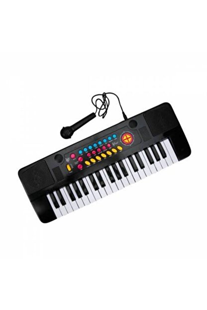 Mashotrend Mikrofonlu Elektronik Org 37 Tuşlu - Mikrofonlu Piyano - Piano