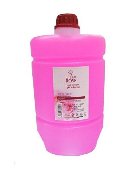 Clean Rose Gül Kolonyası 5000 ml