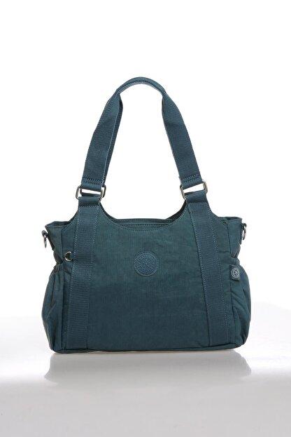 Smart Bags Kadın Buz Mavi Omuz Çantası Smbk1163-0050