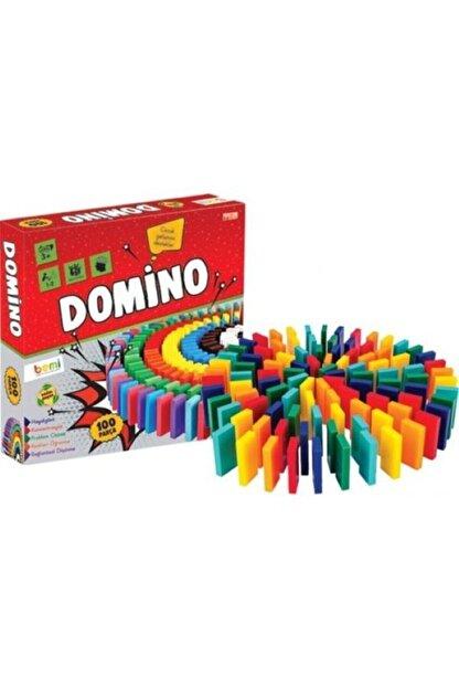 BEMİ Eğitici Oyun Domino 100 Parça