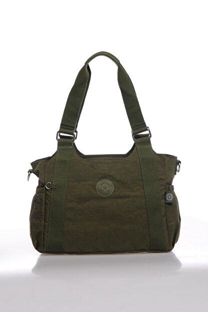 Smart Bags Kadın Koyu Yeşil Omuz Çantası Smbk1163-0029
