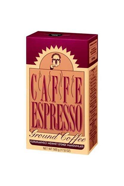Mehmet Efendi Espresso 500 gr Öğütülmüş