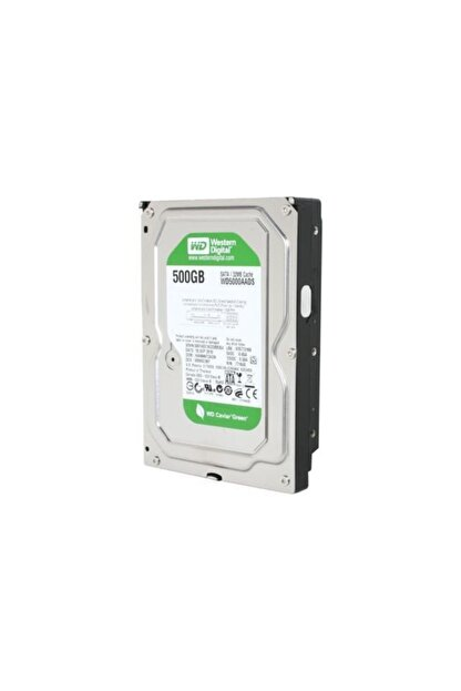 WD 500 Gb Wd Green Power 7/24 Disk