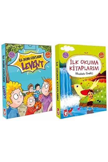 Timaş Yayınları Levent Ilk Okuma Kitaplarım Seti 20 Kitap