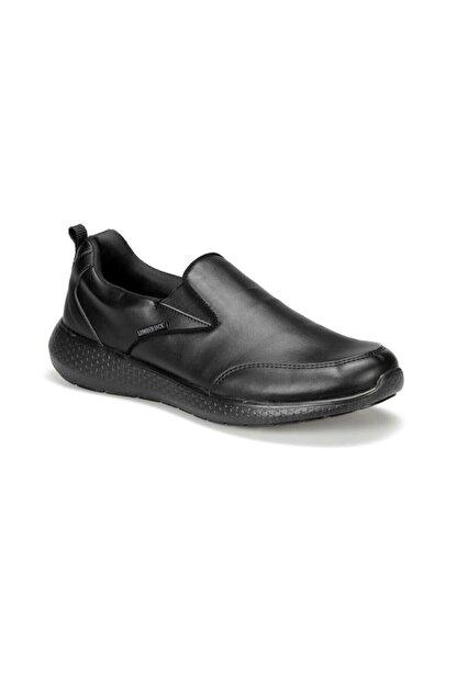 Lumberjack JARED PU 9PR Siyah Erkek Sneaker Ayakkabı 100427704