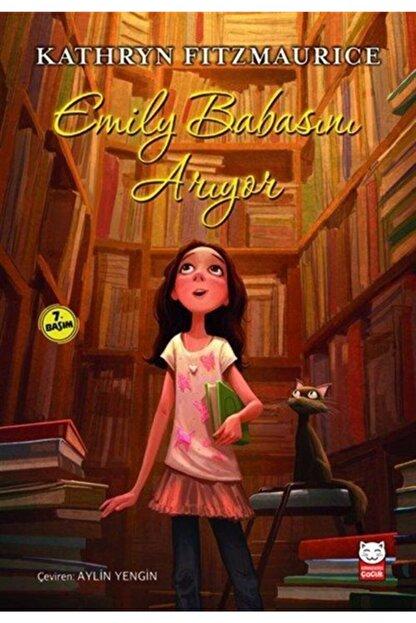 Kırmızı Kedi Yayınları Emily Babasını Arıyor