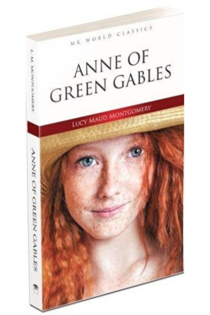 MK Publications Anne Of Green Gables