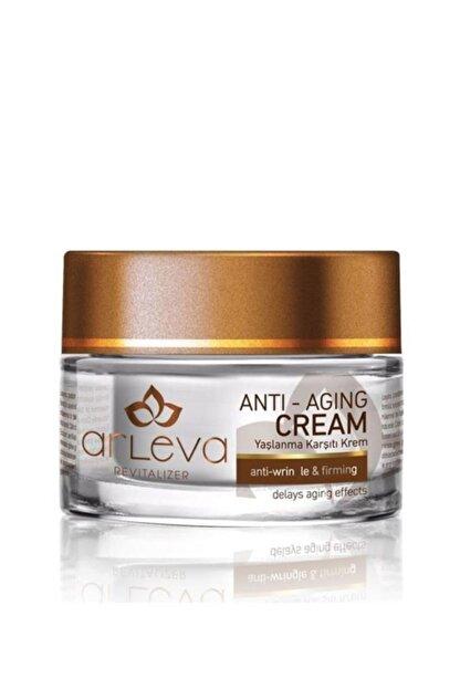 Arleva Yaşlanma Karşıtı Krem - Antı-agıng Cream
