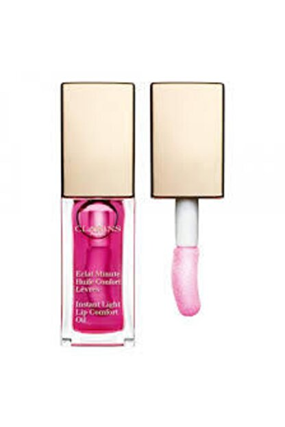 Clarins Instant Light Lip Oil 02 Dudak Bakımı Dudak Bakımı
