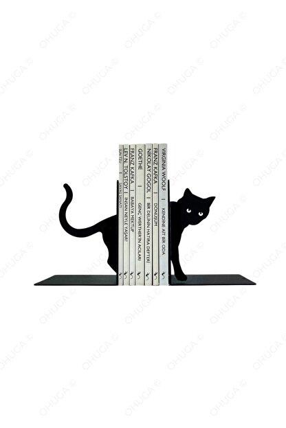 "ohuga Kitap Tutucu ""kedi"""