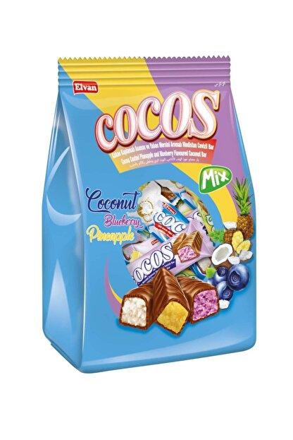 Elvan Cocos Mix 500gr (1 Poşet)