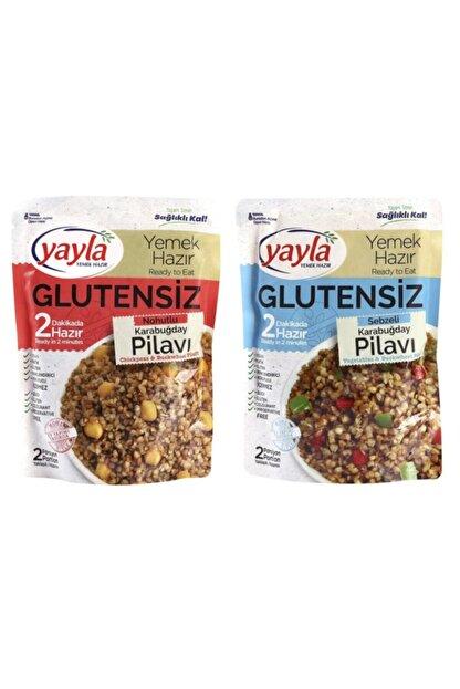 Yayla Gurme Glutensiz Karabuğday Pilav Seti