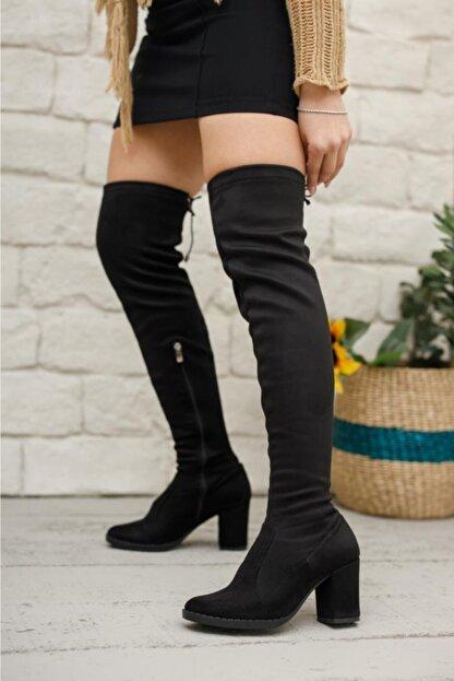 Modanizm Dizüstü Streç, Çorap Çizme Ve Esnek Çizme