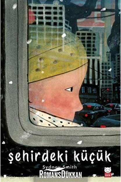 Kırmızı Kedi Yayınları Şehirdeki Küçük