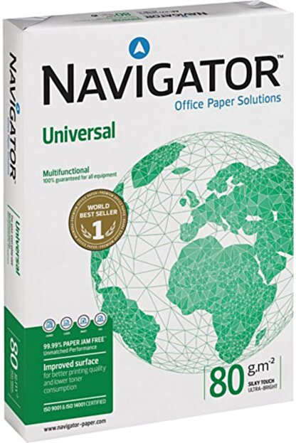 NAVİGATÖR Navigator 80 gr 500lü A3 Fotokopi Kağıdı