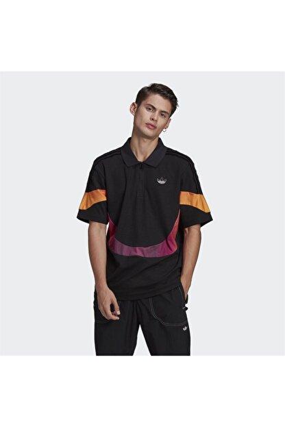 adidas Erkek Siyah Spor T-shirt