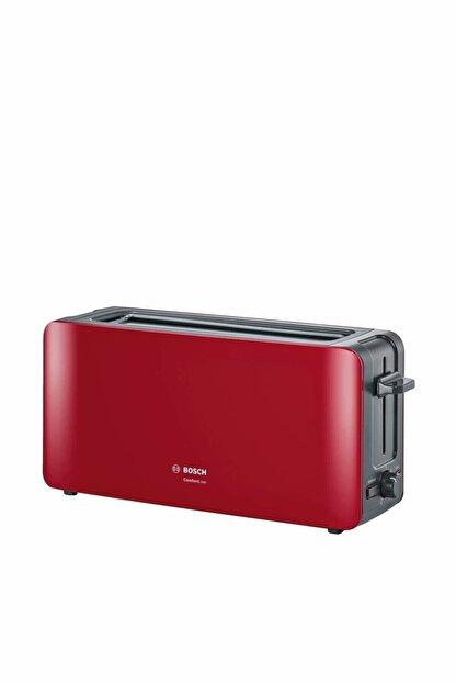 Bosch TAT6A004 Ekmek Kızartma Makinesi Kırmızı