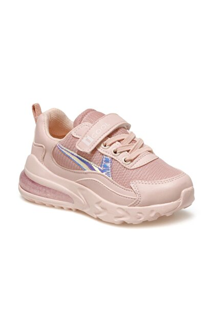 Icool Kız Çocuk Sılver Pudra Yürüyüş Ayakkabısı