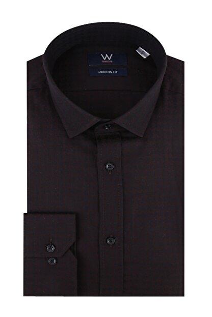W Collection Jakarlı Klasik Gömlek