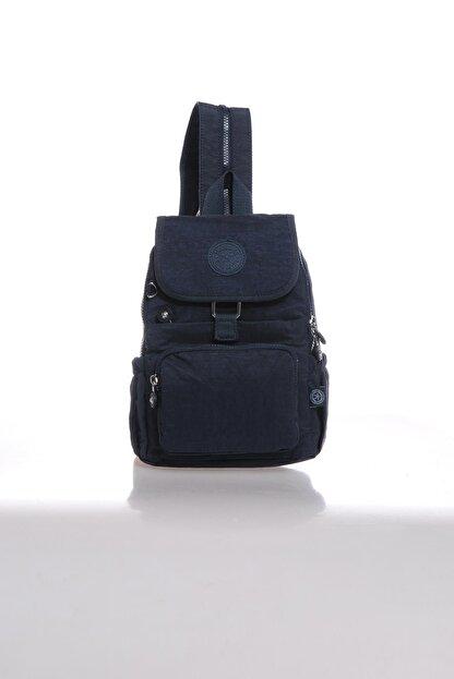 Smart Bags Kadın Lacivert Sırt Çantası Smbk1138-0033