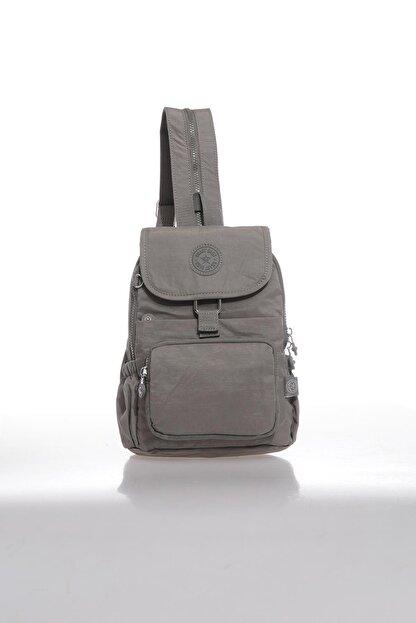 Smart Bags Kadın Gri Sırt Çantası Smbk1138-0078